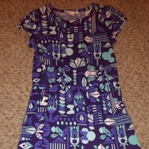 Kids LulaRoe Disney Dress with pockets!